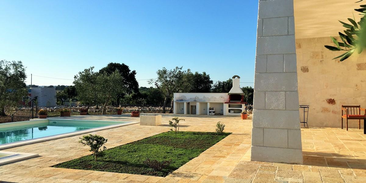 Villa Sudest Verando To Pool