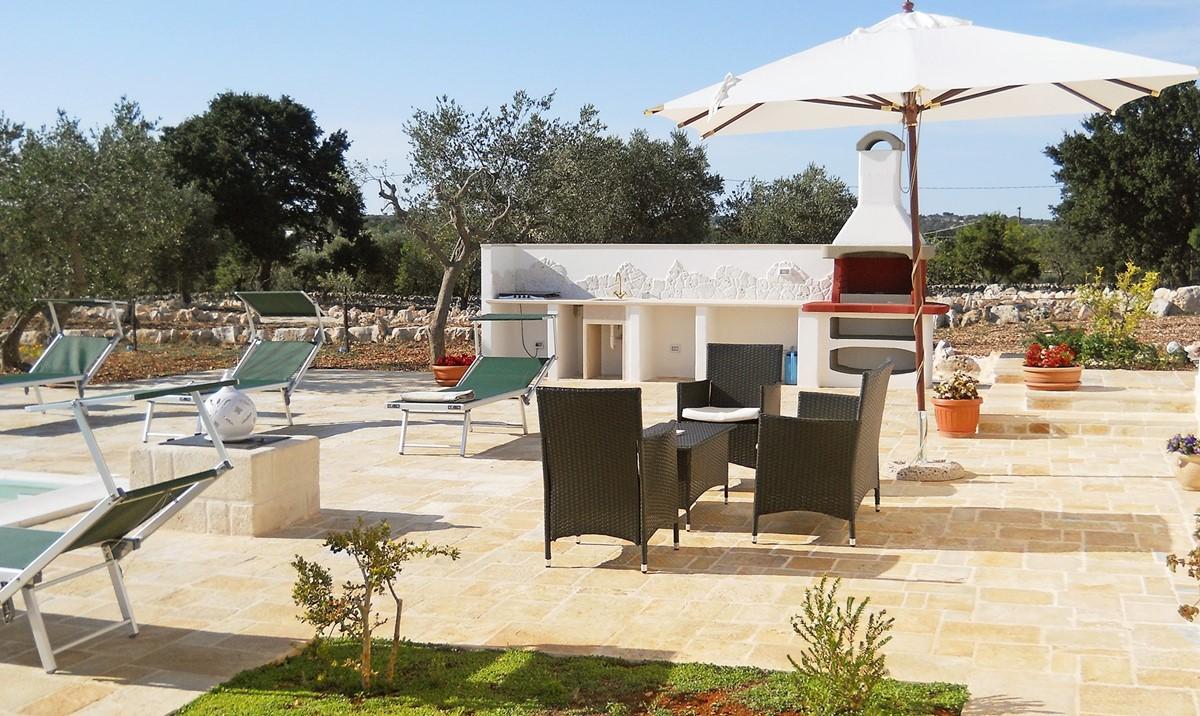 Villa Sudest Relax Outside