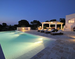 Villa Ponderosa - Luxury villa with private pool in Puglia