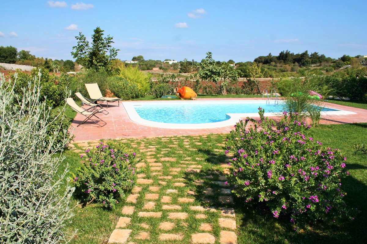Villa Sessana Pool View