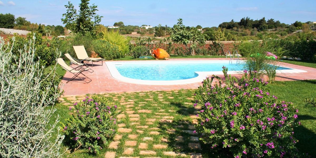 Villa Sessana Pool View