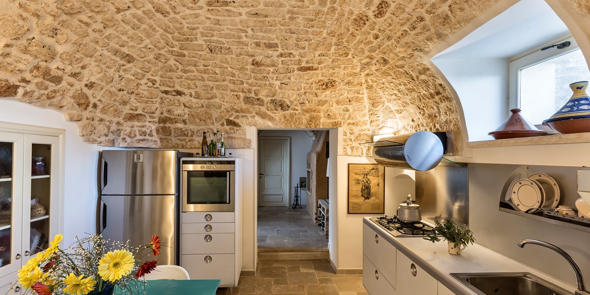 Masseria Sessana Kitchen2