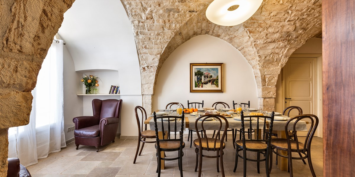Masseria Sessana Dining For 10