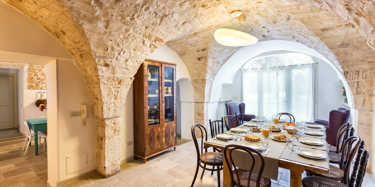 Masseria Sessana Dining To Kit