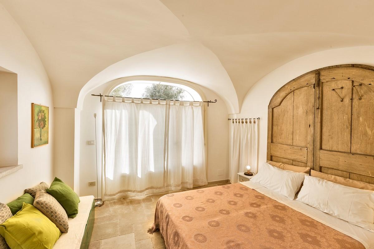 Masseria Sessana GF Bed Of The Porte