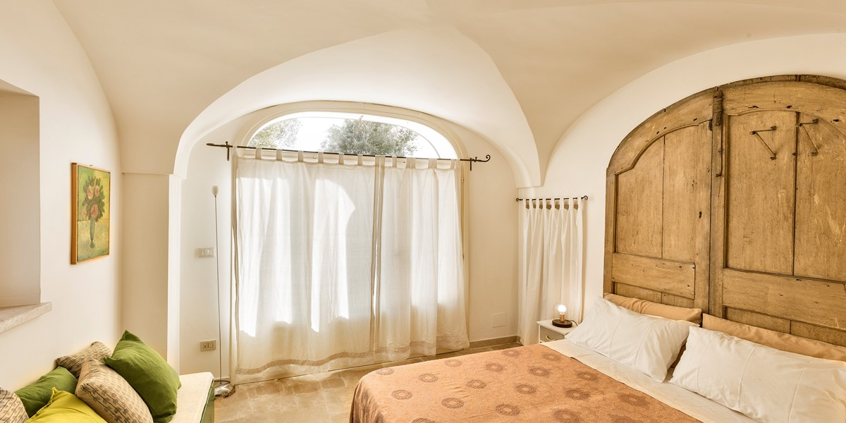 Masseria Sessana GF Bed Of The Porte