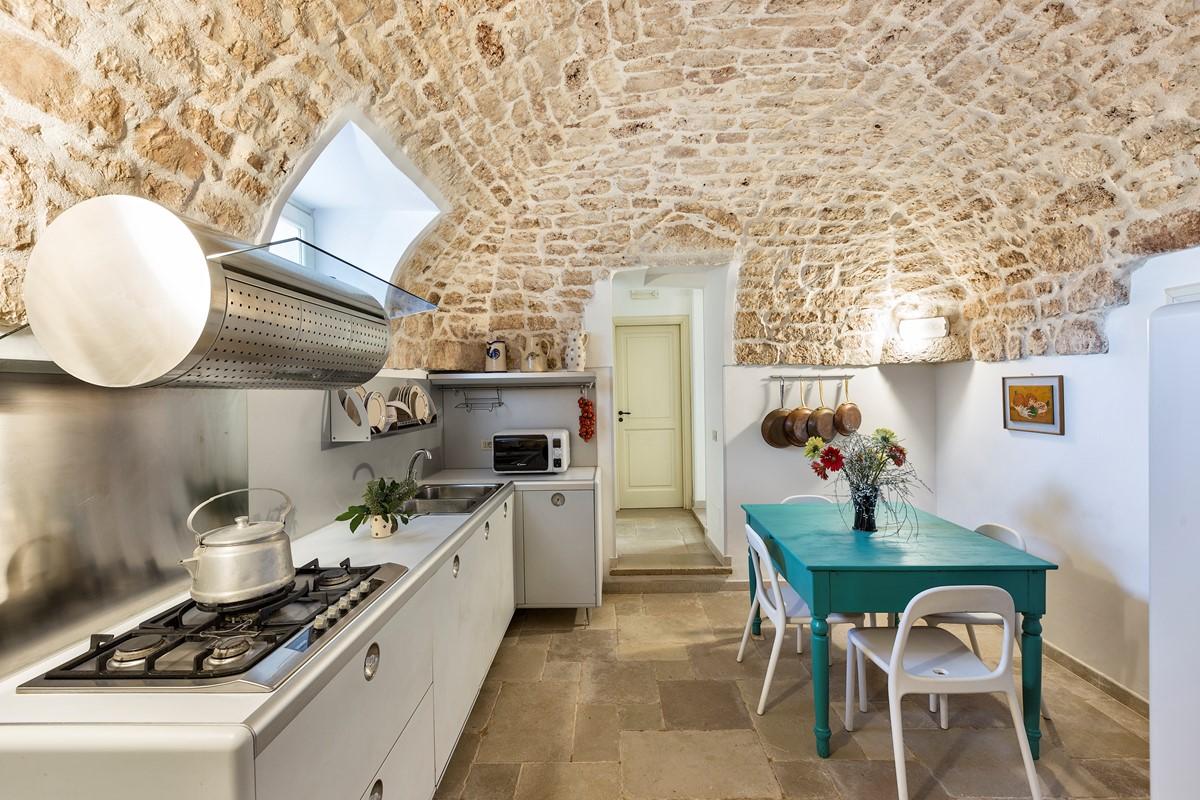 Masseria Sessana Kitchen