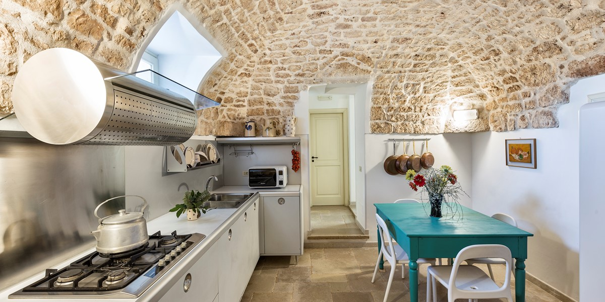 Masseria Sessana Kitchen