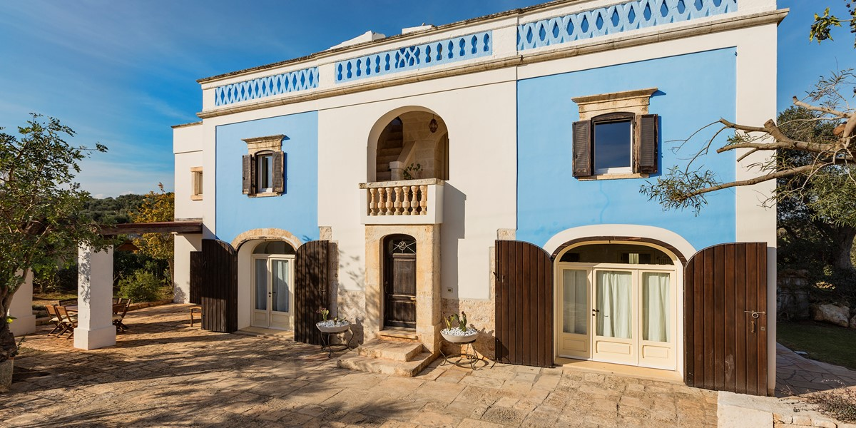 Masseria Sessana Welcomes You