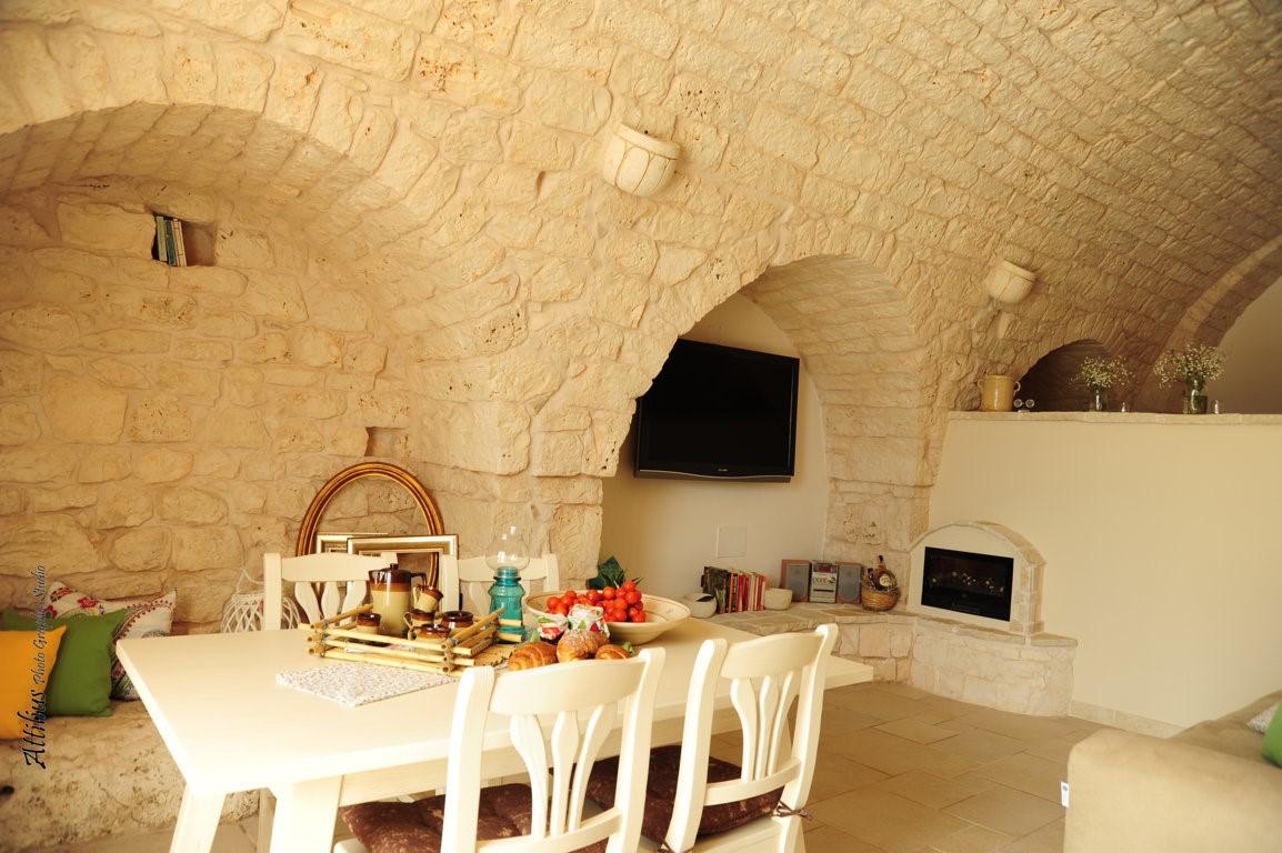Casa Di Sole Apt Dining