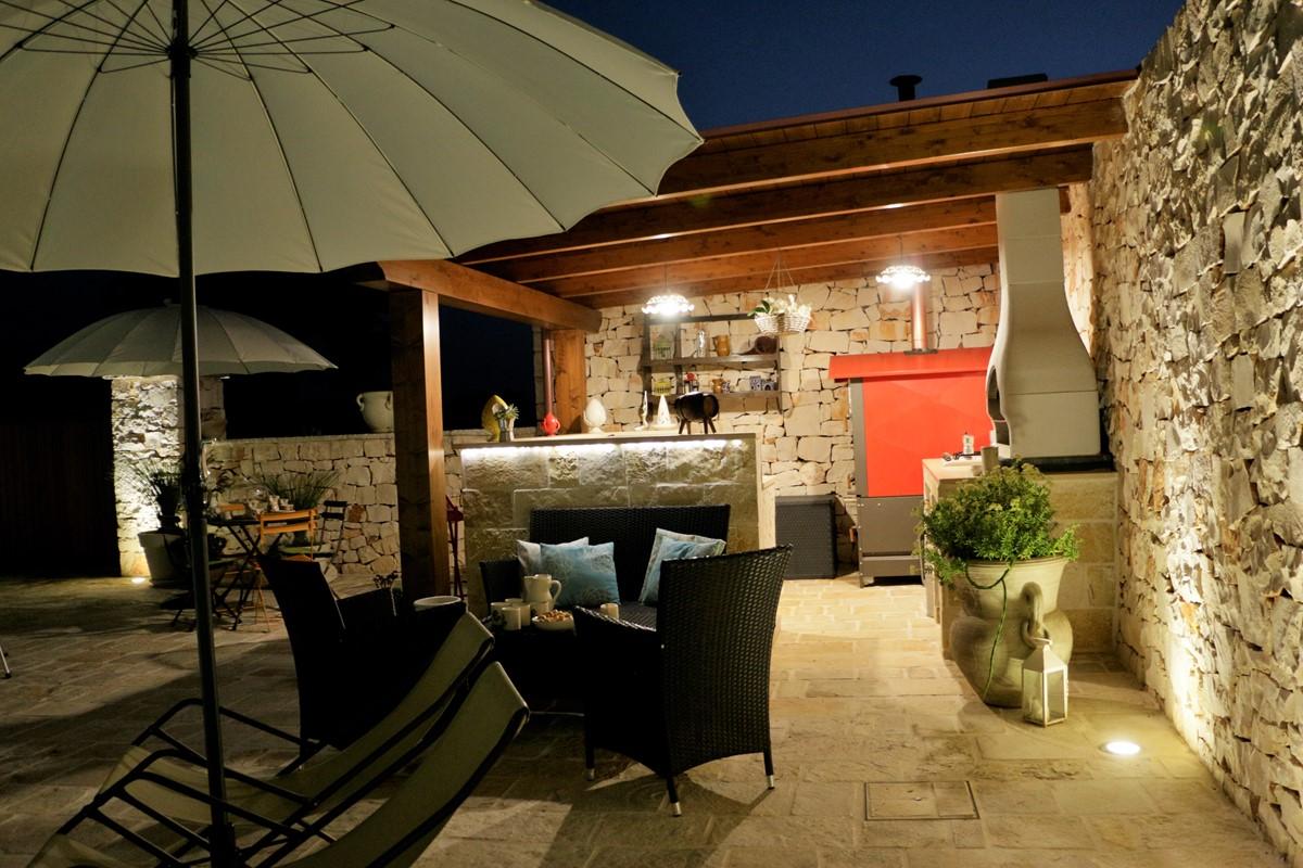 Casa Di Sole Outdoor Kitchen Sofas