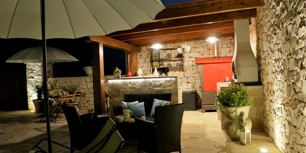 Casa Di Sole Outdoor Kitchen Sofas