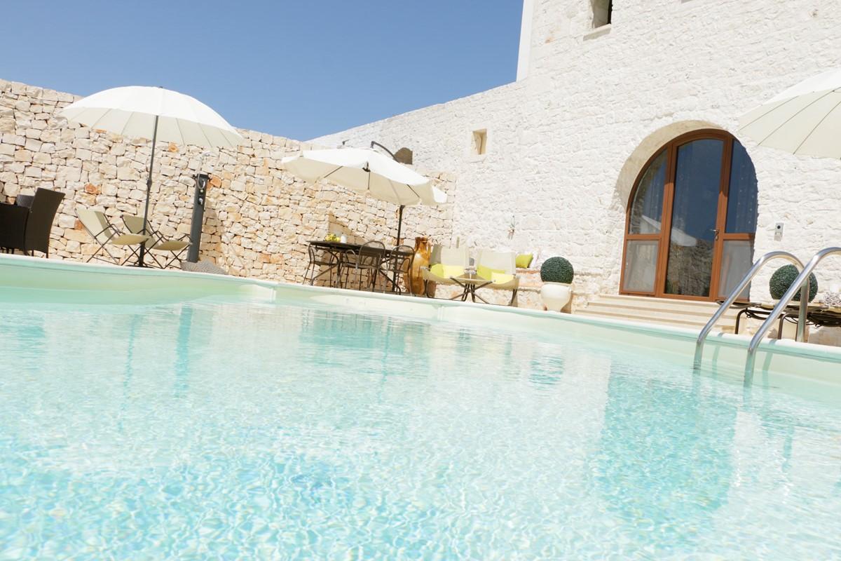Casa Di Sole Pool Time