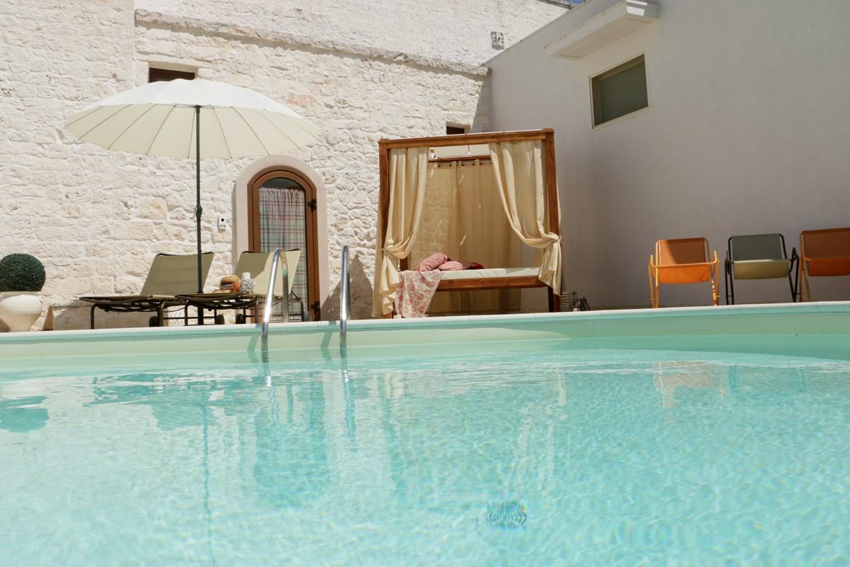 Casa Di Sole Pool To Sun Bed