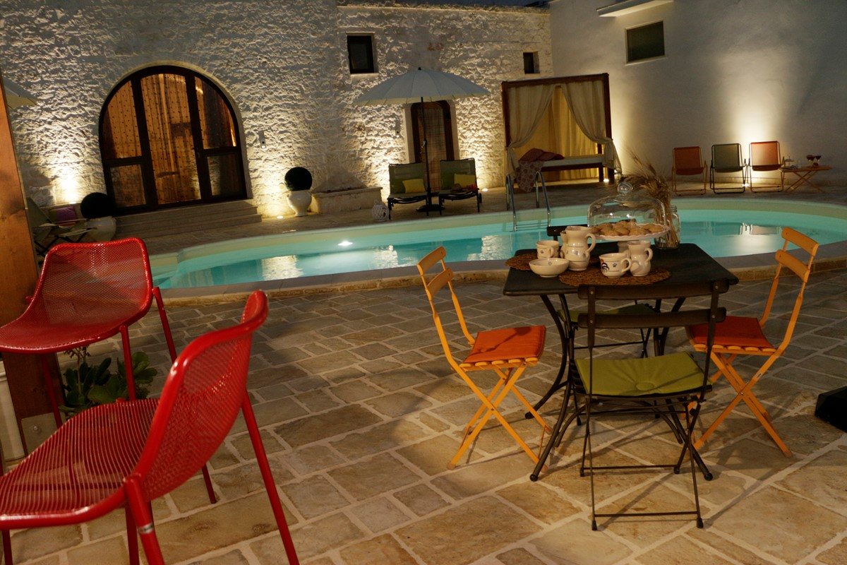 Casa Di Sole Relax At Night