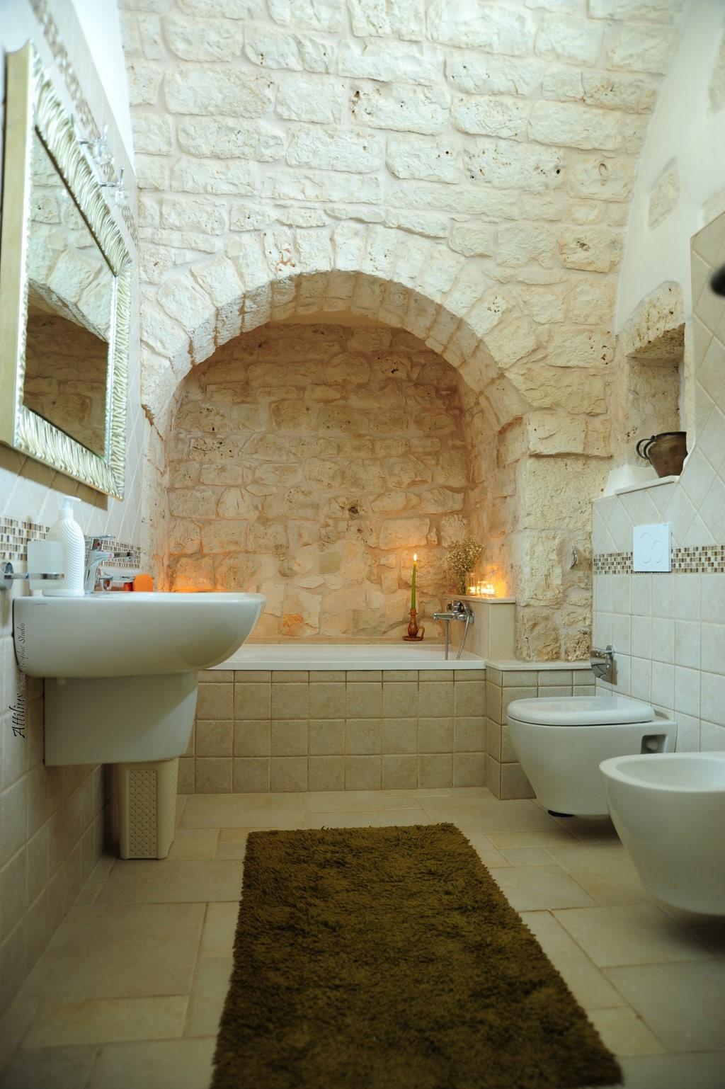 Casa Di Sole Apt 1 Bathroom