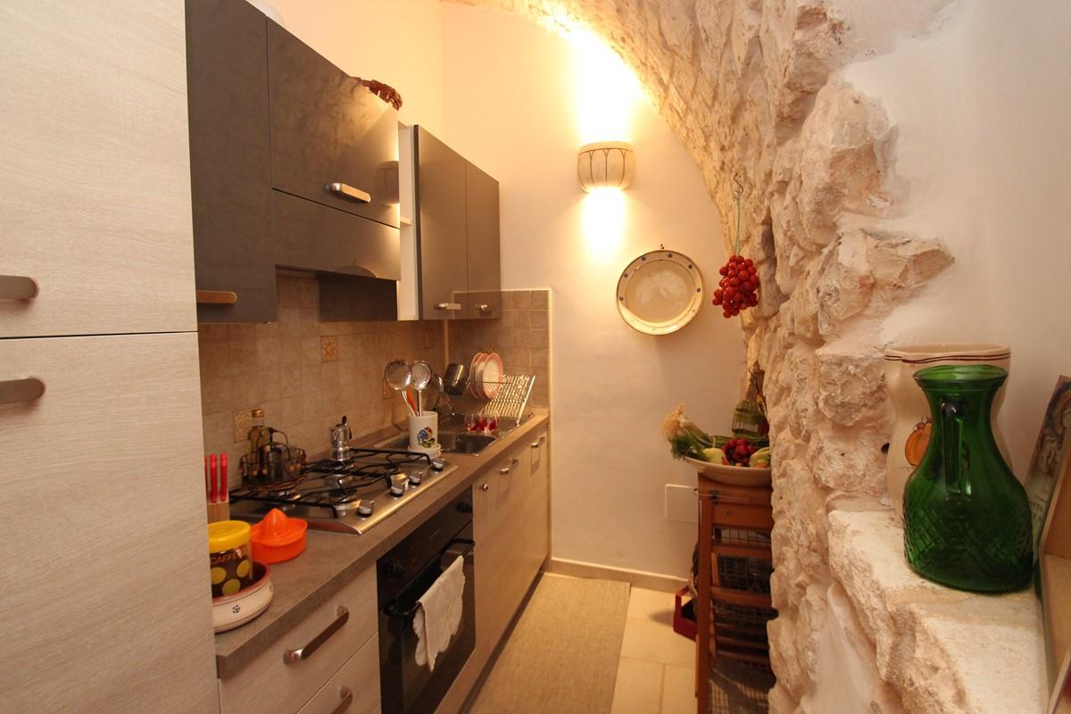 Casa Di Sole Apt 2 Kitchen